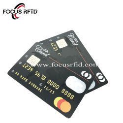 Cr80 Contact carte IC Carte à puce RFID