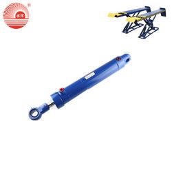 Fixe le vérin hydraulique de l'oeil pour chariot élévateur à fourche