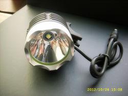 مصابيح LED لدراجة خفيفة مقاومة للماء 1800 لومن