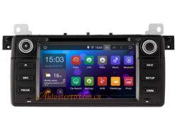 DVD GPS для BMW E46 M3 с системой Andriod
