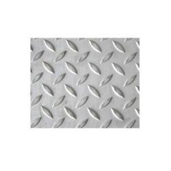 Heiße eingetauchte Dx51d galvanisierte Checkered Stahlfußboden-Stahlplatte