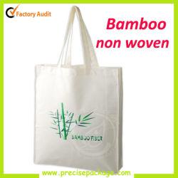 Barato al por mayor de Promoción de nuevo diseño de bambú natural 80g PP Bolsa no Tejido laminado