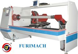BOPP/PE/PVC Tape Machineのための高度のConfiguration Auto Roll Cutting Machine