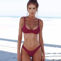In het groot Badpak van de Zwempakken van Swimwear van het Ondergoed van vrouwen het Sexy