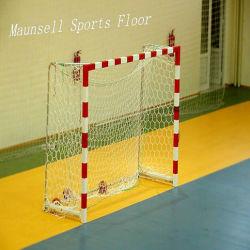 سطح بلاستيكي أرضي رياضي داخلي لكرة اليد/كرة السلة