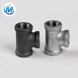أفضل جودة ماسورة الحديد الأسود تركيبات الأنابيب الفولاذية متساوية المملولبة
