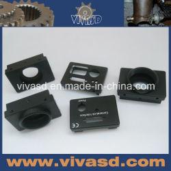 Usinagem CNC personalizados para Montagem de Lente de câmara em alumínio