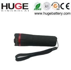 1W portáteis alimentados por bateria lanterna LED de plástico para Camping (KBL-3A)