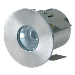 1W круглый светодиодный индикатор метро хорошее освещение