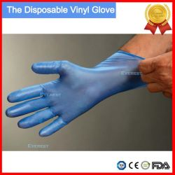 Один раз использовать стоматологическая ПВХ/виниловых перчаток