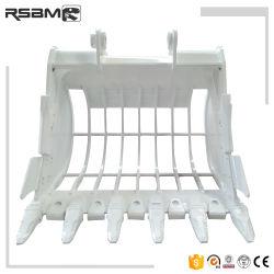 Ransun 4'' Размер сетки для измельчения экскаватора в Xuzhou ковша