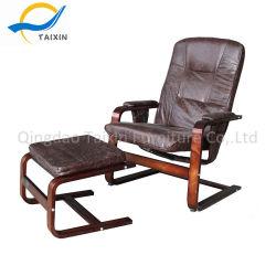[هيغ-ند] بتولا [شيس] ردهة وقت فراغ كرسي تثبيت مع مسند للقدمين