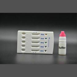 De medische Snelle Uitrustingen van de Kenmerkende Test/Één Apparaat van de Test van het Comité van de Test HBV multi-5 van de Stap Snel