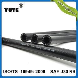 Résistant aux huiles de 3/8 pouces Yute FKM flexible en caoutchouc flexible de carburant