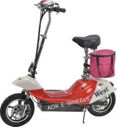 Мини-Aok скутера с электроприводом складывания для молодых девочек Детские скутер с сиденья