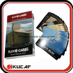 OEM Carte postale personnalisée en usine professionnels de l'impression