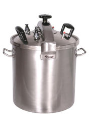 Luxe Roestvrij staal Pressure Cooker 51L