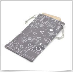 Microfibra impresso a Cores Bolsa de telemóvel