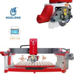 Scherpe Machine van de Steen van de Brug van de Machines van Hualong de Volledige Automatische om Graniet en Marmer Te zagen
