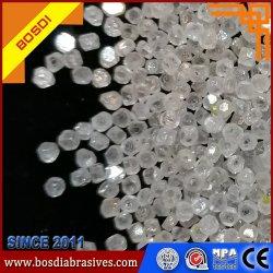 백색 천연 다이아몬드 돌 (주옥 급료 다이아몬드)