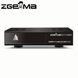 Zgemma H10 Combo Android и Linux Enigma2 DVB-S2X+DVB-T2/C 4K-UHD Двухъядерный спутникового телевидения в салоне