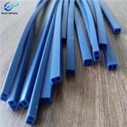 NBR personnalisés/FKM/EPDM/cordon en caoutchouc de silicone de caoutchouc de silicone Bande d'étanchéité