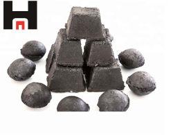 Graphitelektroden-Pasten-Briketts für Ferrolegierungferrochromium-Ferrosilicium