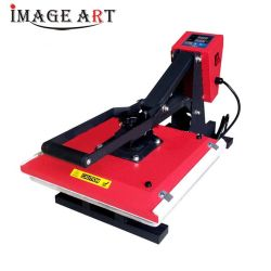 De hand Machine van de Pers van de Hitte van de Overdracht van de Hitte van de Hoge druk van de Hand voor Levering voor doorverkoop (38X38cm)