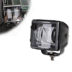 Foco LED 4X4 30W LED Quadrado Luz de Trabalho