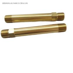 Tradicional de latón manguera rápido de aceite de acoplamiento para piezas de molde
