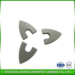 carbure de tungstène YG6 Outils de coupe personnalisée avec des sous un grain fin