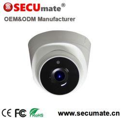 Full Color Night Vision 5,0MP ONVIF 1080p Poe Network IP CCTV-Dome-Überwachungskamera aus Kunststoff