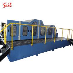 Melhores tecido grande máquina Non-Woven máquina de cardagem/Cartão Máquina de contagem/placa de perfuração tear