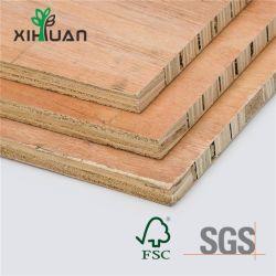 4*8 6/9/12/15/18mm le peuplier/Pine Core Blockboard Okoume Bintangor/placage pour meubles