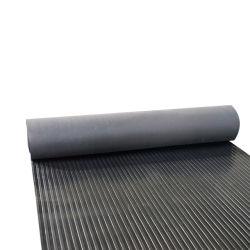 Ausgedehnte gewellte Platte /Round-DOT//Checker/Diamant-Schritt/Weide-Blatt-Gummibodenbelag-Matte