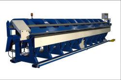 CNC die/Machine voor 8 Meter scheuren vouwen