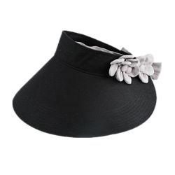 方法日曜日の紫外線保護バイザーの帽子