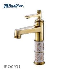 Water-bewarende de Gouden Kraan Van uitstekende kwaliteit van het Water voor de Montage van de Badkamers