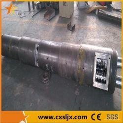 Конические парных двойным профилем ПВХ производства запасные части экструдера головкой цилиндра экструдера