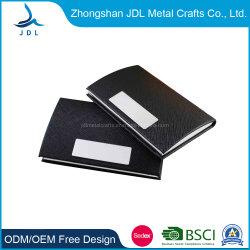 Titular de la tarjeta de identificación personalizada de plástico transparente de PVC blando y Titular de Tarjeta Verticalbusiness Horizontal (14)