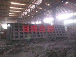 Base de la plaque de lit super fonte pour CNC et de la machine de meulage.