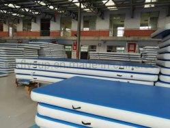 Stock usine Cheap Hot Sale Portable gonflable tapis de saut à l'air voie Tumble