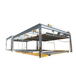 Garage mobile usato commerciale per la strumentazione di parcheggio dell'automobile di doppio strato