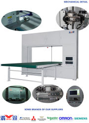 CNCのスポンジCNCの打抜き機か堅いポリスチレンの切断Machine/EVAのカッター