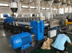 Le Dart d'extrusion de granules de PVC en deux étapes de la vis de la machine de l'extrudeuse