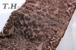 La teinture de Chenille tissu jacquard à la présidence et un canapé (FTH32093)