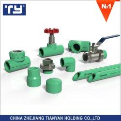 PPR luz hidráulica para Tubos com Ty marca os fabricantes de plástico Polypropylene-Random