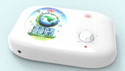 高品質 200-300ml/H 10W 新しい多機能ポータブル家庭低価格 自動車フードまたは家のための CE 証明のオゾン発生器の Ozonesterilizer どこでも
