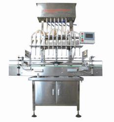 De Jodium die van het open-type Roestvrij staal Machine/304 vullen/316L Roestvrij staal/Teflon