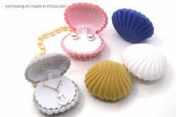De nieuwe Shell van de Parel van de Stijl Creatieve Doos van Juwelen voor de Oorringen van de Nagel, Oorringen, de Inzameling van de Halsband